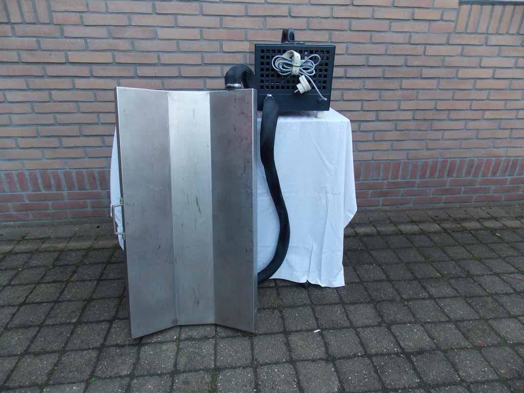 Occasion schelpkoeler met elektronische thermostaat bouwjaar 2012.